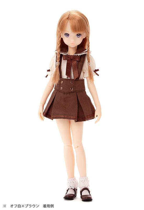 画像1: 【ネコポス可】アゾン製:PNXS女の子ギムナジウム衣装set (1)